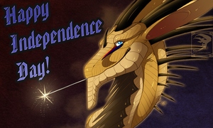 Personal - Happy Independence Day! by TwilightSaint