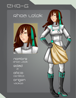 Rhea Lelek by bluecrystals7