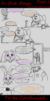 In five days (Zootopia Comic Page 1) by TheSniperwolfy