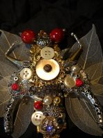 Baroque Renaissance Fly, Detail by SpiffsHexapodS