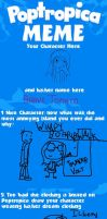 Poptropica Meme (redone) by 1313cookie