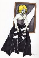 Trade - Alicia Marlette for UndeadPuppeteer by Elainatehkitty