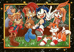 Sonic the Hedgehog : SatAM by Tiara-C