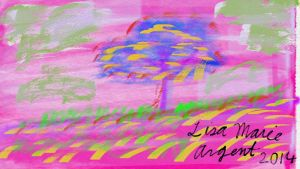 Odd color tree by Lisa22882