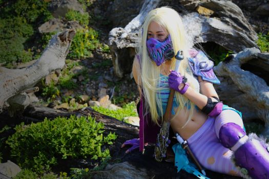 Alice in Wasteland by vanessa-maiko