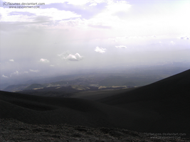 Etna - Overview of Catania and the Etna villages by Tazunee