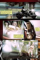 Judge Dredd story - Page 1 of 5 by Robert-Shane