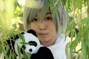 APH - Russia Loves Pandas by HoneydewLoveCosplay