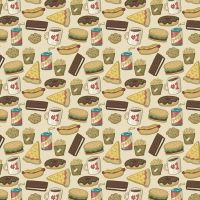 Pattern: Junk Food by Cup-Kayke