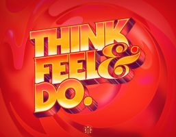 THINK.FEEL.DO. 2012 by crymz