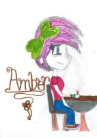 Amber by GalaxyCookie