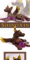 Shinoxin by Plaguedog