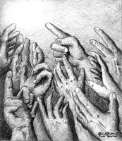 Hands of Hope by brandonolterman