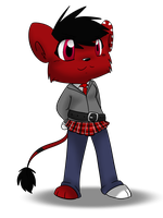 COMISH  Puffle by Caramelcat123