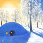frosty mornings- enonea by childrensillustrator