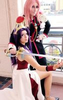 Utena: Take My Revolution by icequeenserenity