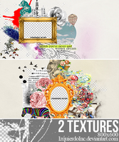 2 Textures Pack No. 01 by xPEGASVS