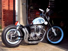 Phi Shop cb750 by Kerong