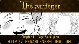 The gardener - CH01P23 by Marc-G