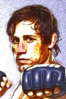 urijah faber by kungfufrogmma