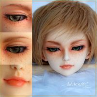 Shiwoo Face-up 2 by deVIOsART