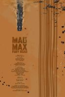Mad Max Fury Road by edgarascensao