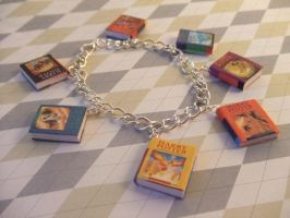 UK cover Harry Potter bracelet by manditaaknfv