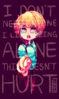 These Are The Lies That I Tell Myself At Night by Lanisaurus