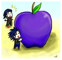 FF7CC: Biggest dumbapple 8D by DarkLitria