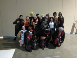 Naruto Group Cosplay by L-Angelo15