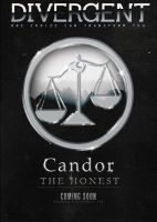 Divergent fan made Poster - Candor by MyVanillaSky
