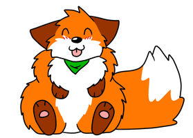 Floofy Loofy by loofytehfox