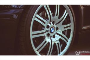 BMW forged rims by DimitriBokowPhoto