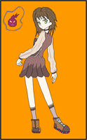 Lilith in Soul Eater :OC-New: by Midnight-Calling
