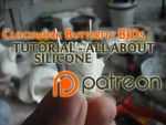 BJD making - all about silicone - VIDEO TUTORIAL by EratoTiaTuatha