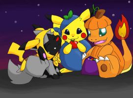 Happy Halloween by NeoTheBean