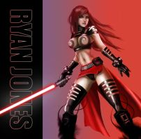 sexy sith by raven1303