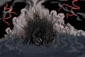 GOJIRA-AFTERMATH I-RISING by Nihilove