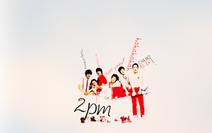 My Amazing 2PM by loranesia