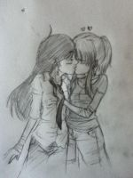 Shut Up and Kiss Me Already by SOsweet-thatIt-HURTS