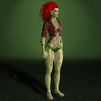 Batman: Arkham City  Poison Ivy by ArmachamCorp