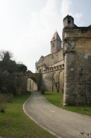 Coburg castle Stock 01 by Malleni-Stock