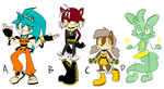::Adoptables #11:: ::CLOSED:: by Chobits13Adoptables
