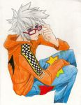 Collab - Boy with Glasses by olivia8383