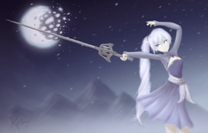 Weiss Schnee by Kertains