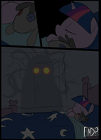 MLP Project: Ballad of the Broken P14 by Metal-Kitty