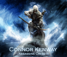 Connor Kenway - Wallpaper by MsterDeth