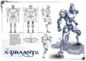 X-DraantZ Design by Jack-Jz