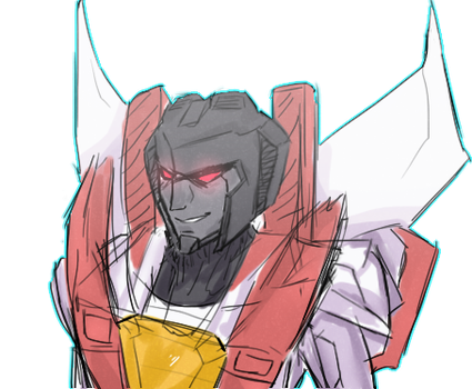 Starscream by GFexe