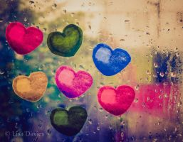 Rainy hearts by ziggy90lisa